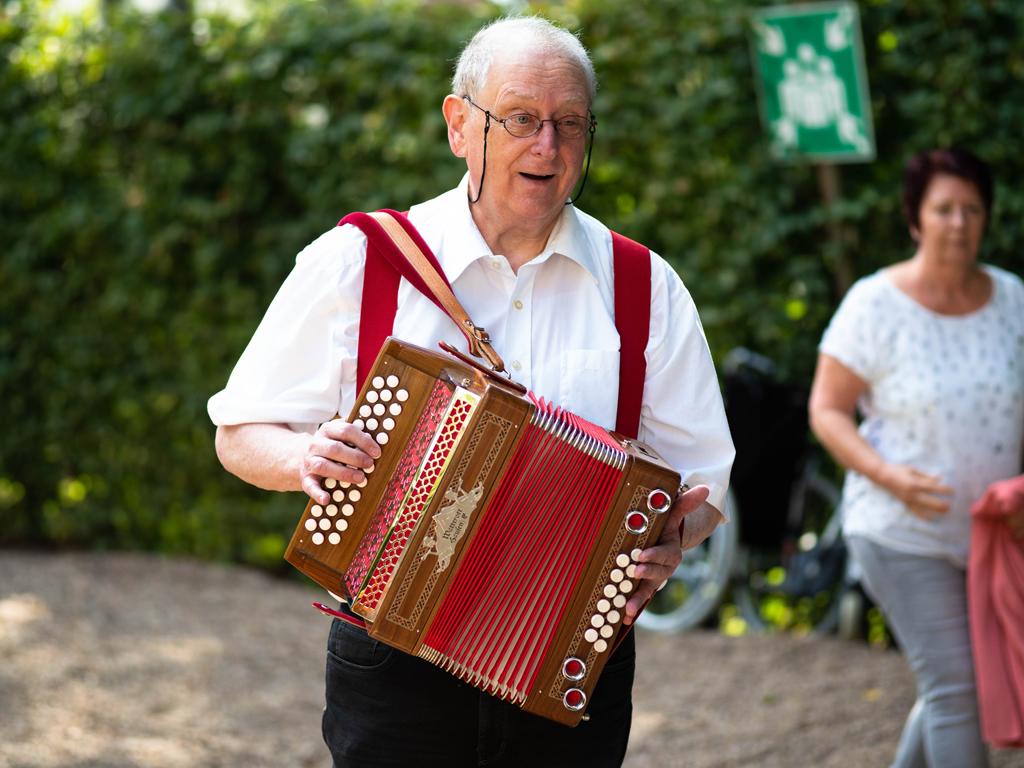 Sommerfest 2019 in der Birkenvilla in Vlotho